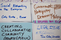Forum One Unconference 01 June 2010