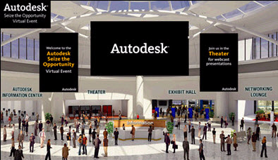 Seize the Opportunity Autodesk Virtual Event